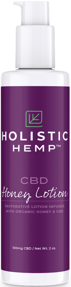 Buy CBD Honey Lotion Online